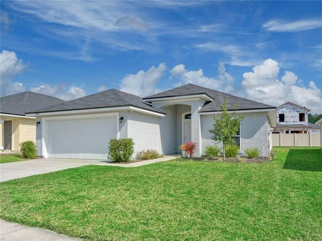97702 Albatross Drive, Yulee, FL 32097 (MLS #94328) :: Berkshire Hathaway HomeServices Chaplin Williams Realty