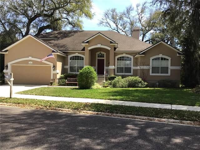 508 Crosswind Drive, Fernandina Beach, FL 32034 (MLS #94382) :: Berkshire Hathaway HomeServices Chaplin Williams Realty