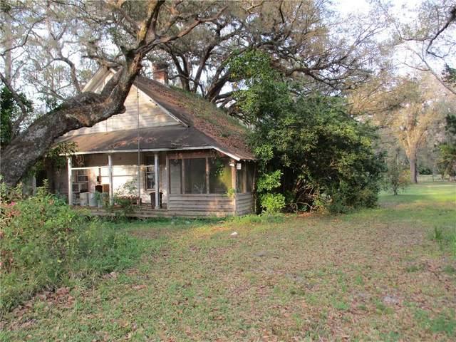 4965 Bill Johnson Road, Hilliard, FL 32046 (MLS #94410) :: Berkshire Hathaway HomeServices Chaplin Williams Realty