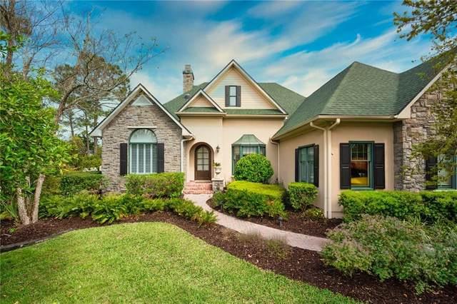 96206 Marsh Lakes Drive, Fernandina Beach, FL 32034 (MLS #94413) :: Crest Realty