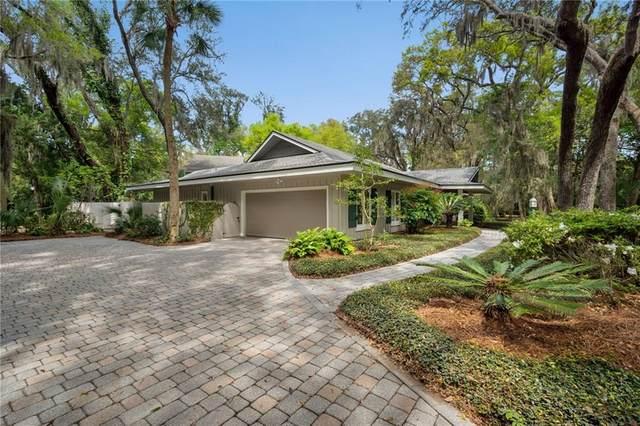 1 Water Oak Court, Fernandina Beach, FL 32034 (MLS #94434) :: Berkshire Hathaway HomeServices Chaplin Williams Realty