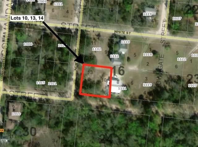 Lot 13/14 Someruelus Street, Fernandina Beach, FL 32034 (MLS #94499) :: Crest Realty