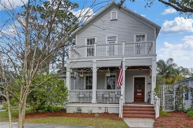 204 S 6TH Street, Fernandina Beach, FL 32034 (MLS #94501) :: Berkshire Hathaway HomeServices Chaplin Williams Realty