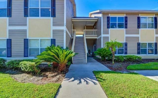 1601 Nectarine Street G-7, Fernandina Beach, FL 32034 (MLS #94514) :: Berkshire Hathaway HomeServices Chaplin Williams Realty
