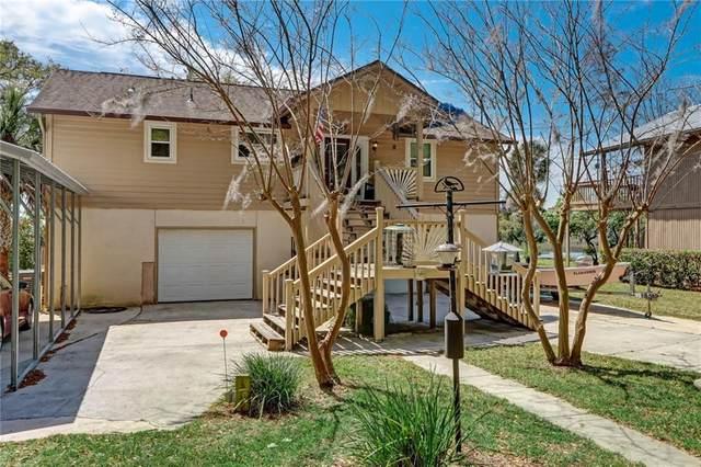 97540 Pirates Way, Yulee, FL 32097 (MLS #94520) :: Berkshire Hathaway HomeServices Chaplin Williams Realty