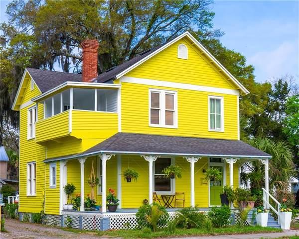 227 S 8TH Street, Fernandina Beach, FL 32034 (MLS #94528) :: Berkshire Hathaway HomeServices Chaplin Williams Realty