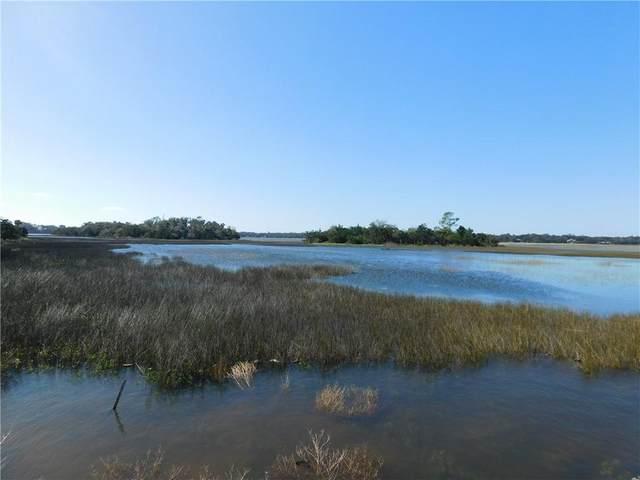 96613 Bay View Drive, Fernandina Beach, FL 32034 (MLS #94536) :: Berkshire Hathaway HomeServices Chaplin Williams Realty