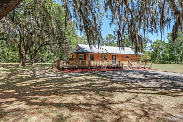 37171 Eastwood Road, Hilliard, FL 32046 (MLS #94541) :: Berkshire Hathaway HomeServices Chaplin Williams Realty