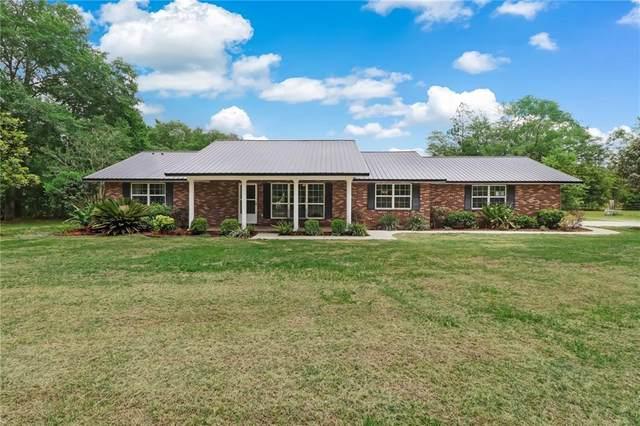 17053 Oak Hill Road, Hilliard, FL 32046 (MLS #94556) :: Crest Realty