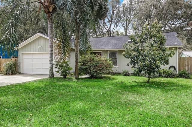 1562 Inverness Road, Fernandina Beach, FL 32034 (MLS #94574) :: Berkshire Hathaway HomeServices Chaplin Williams Realty