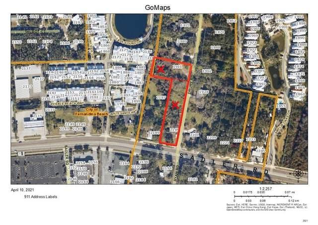 2195 Sadler Road, Fernandina Beach, FL 32034 (MLS #94585) :: Berkshire Hathaway HomeServices Chaplin Williams Realty