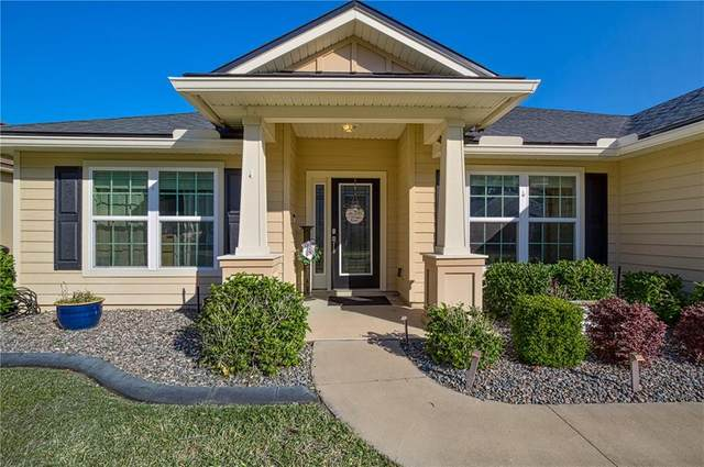 86027 Mirage Place, Yulee, FL 32097 (MLS #94598) :: Berkshire Hathaway HomeServices Chaplin Williams Realty