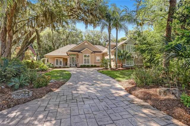 9517 Spring Blossom Court, Amelia Island, FL 32034 (MLS #94638) :: Berkshire Hathaway HomeServices Chaplin Williams Realty