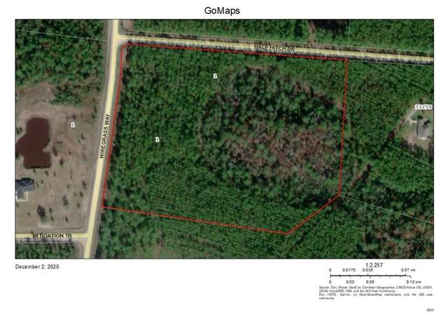 Lot 11 Wiregrass Way, Callahan, FL 32011 (MLS #94665) :: Crest Realty