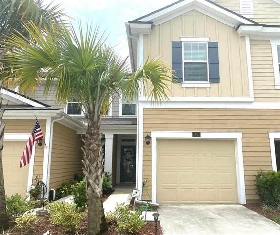 81 Bush Place, Jacksonville, FL 32259 (MLS #94734) :: The DJ & Lindsey Team