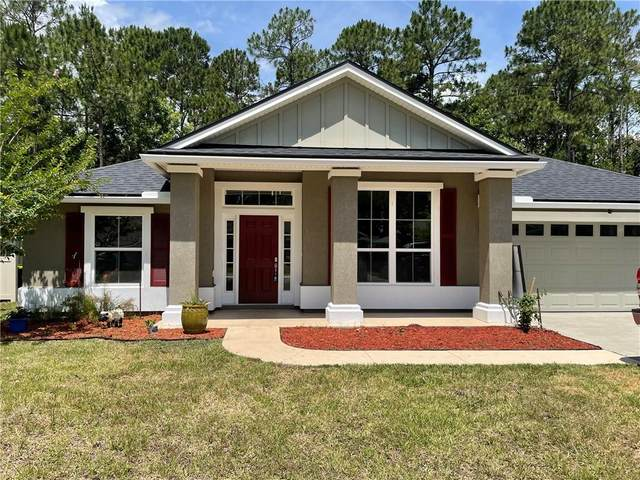 86205 Fortune Drive, Yulee, FL 32097 (MLS #94737) :: Crest Realty