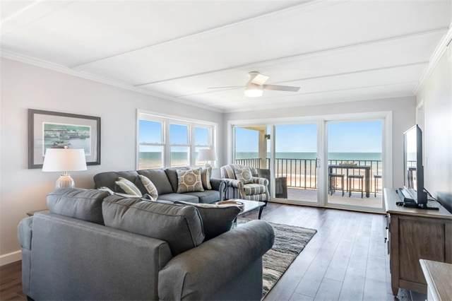 3350 S Fletcher Avenue 4N, Fernandina Beach, FL 32034 (MLS #94766) :: Berkshire Hathaway HomeServices Chaplin Williams Realty