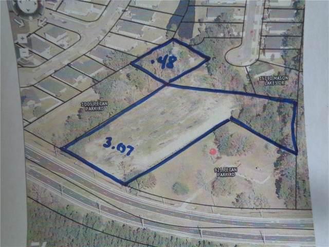 Pecan Park Road, Jacksonville, FL 32218 (MLS #94847) :: Berkshire Hathaway HomeServices Chaplin Williams Realty