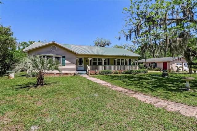 85918 N Harts Road, Yulee, FL 32097 (MLS #94850) :: Berkshire Hathaway HomeServices Chaplin Williams Realty