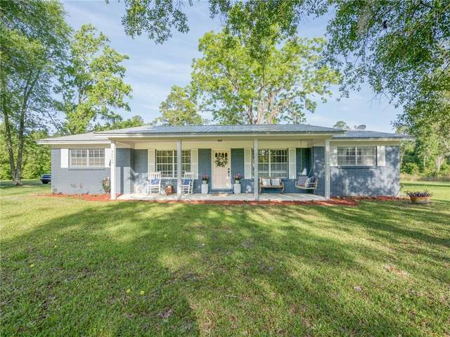 45619 Musslewhite Road, Callahan, FL 32011 (MLS #94878) :: Berkshire Hathaway HomeServices Chaplin Williams Realty