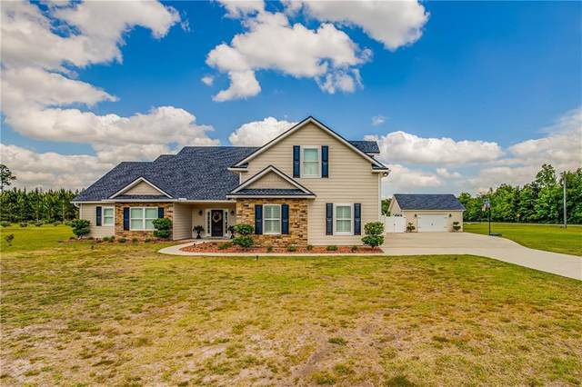 37575 Kings Ferry Road, Hilliard, FL 32046 (MLS #94895) :: Berkshire Hathaway HomeServices Chaplin Williams Realty