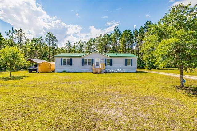 28121 Jackson Trail, Hilliard, FL 32046 (MLS #94899) :: Berkshire Hathaway HomeServices Chaplin Williams Realty