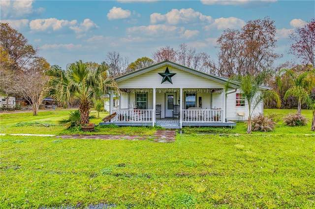 56117 Griffin Road, Callahan, FL 32011 (MLS #94954) :: Berkshire Hathaway HomeServices Chaplin Williams Realty
