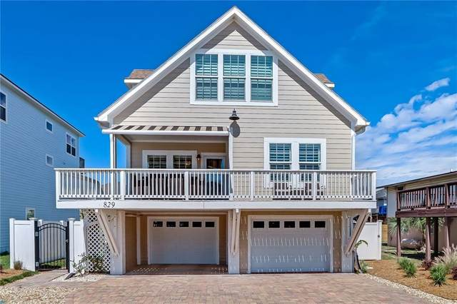 829 N Fletcher Avenue, Fernandina Beach, FL 32034 (MLS #94998) :: Berkshire Hathaway HomeServices Chaplin Williams Realty