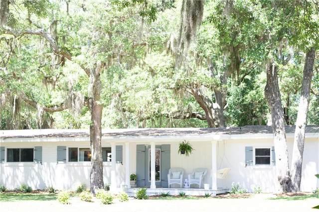 117 N 20TH Street, Fernandina Beach, FL 32034 (MLS #95048) :: Berkshire Hathaway HomeServices Chaplin Williams Realty