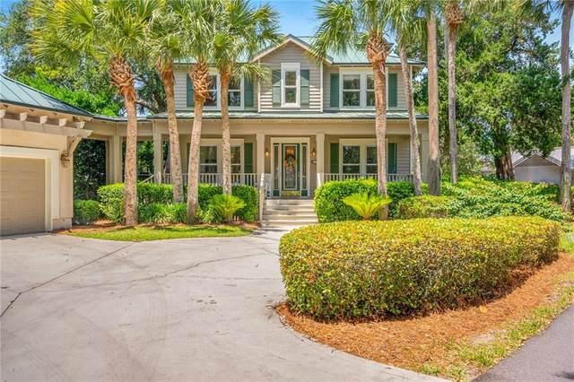 6 Oak Point Drive, Fernandina Beach, FL 32034 (MLS #95101) :: Berkshire Hathaway HomeServices Chaplin Williams Realty