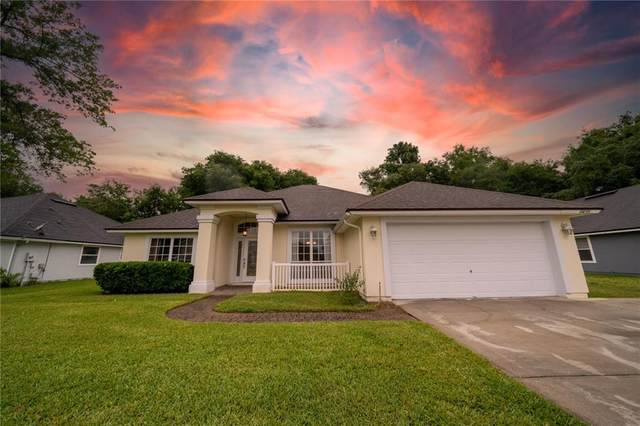 86155 Evergreen Place, Yulee, FL 32097 (MLS #95116) :: Berkshire Hathaway HomeServices Chaplin Williams Realty