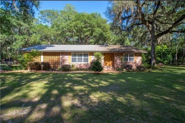 37123 Marshall Lane, Hilliard, FL 32046 (MLS #95145) :: Berkshire Hathaway HomeServices Chaplin Williams Realty