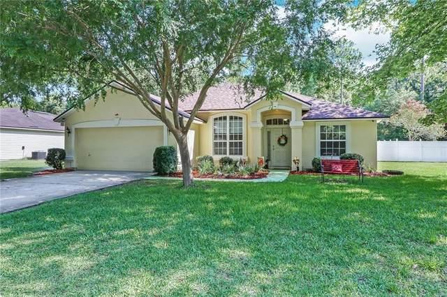 96842 Arrigo Boulevard, Fernandina Beach, FL 32034 (MLS #95272) :: Berkshire Hathaway HomeServices Chaplin Williams Realty