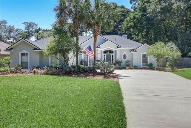 4913 Spanish Oaks Circle, Fernandina Beach, FL 32034 (MLS #95286) :: Berkshire Hathaway HomeServices Chaplin Williams Realty