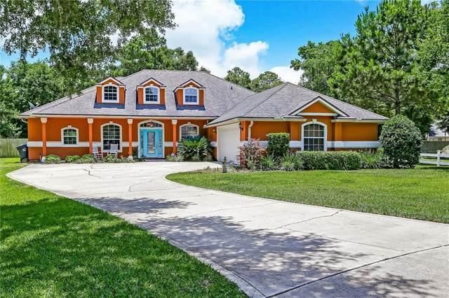 96004 Hidden Marsh Lane, Fernandina Beach, FL 32034 (MLS #95288) :: Berkshire Hathaway HomeServices Chaplin Williams Realty