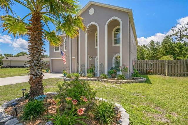 97058 Yorkshire Drive, Yulee, FL 32034 (MLS #95354) :: Crest Realty