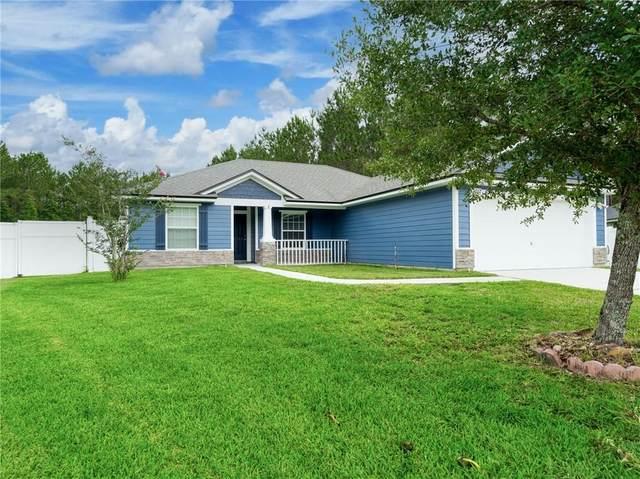 81067 Lockhaven Drive, Yulee, FL 32097 (MLS #95399) :: Berkshire Hathaway HomeServices Chaplin Williams Realty