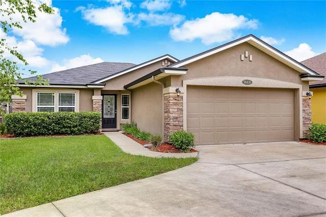 96430 Commodore Point Drive, Yulee, FL 32097 (MLS #95455) :: Berkshire Hathaway HomeServices Chaplin Williams Realty