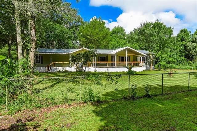 85455 Harts Road, Yulee, FL 32097 (MLS #95460) :: Berkshire Hathaway HomeServices Chaplin Williams Realty