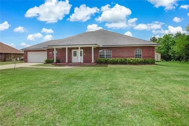 55317 Country Trail Drive, Callahan, FL 32011 (MLS #95480) :: Berkshire Hathaway HomeServices Chaplin Williams Realty