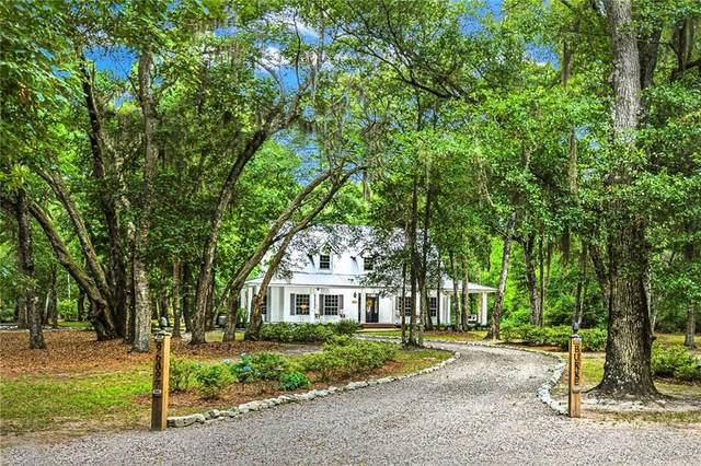 96097 Glenwood Road, Yulee, FL 32097 (MLS #95537) :: Berkshire Hathaway HomeServices Chaplin Williams Realty