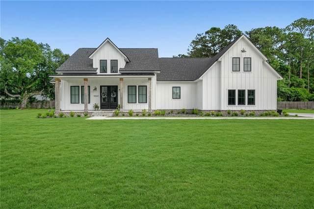 95347 Brookhill Place, Fernandina Beach, FL 32034 (MLS #95538) :: Berkshire Hathaway HomeServices Chaplin Williams Realty