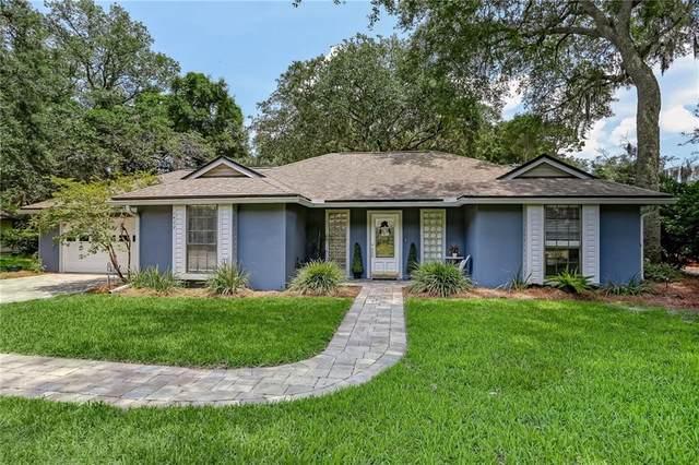 1402 S Snapper Lane, Fernandina Beach, FL 32034 (MLS #95555) :: Berkshire Hathaway HomeServices Chaplin Williams Realty