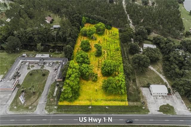 Us Highway 1, Hilliard, FL 32046 (MLS #95584) :: Berkshire Hathaway HomeServices Chaplin Williams Realty