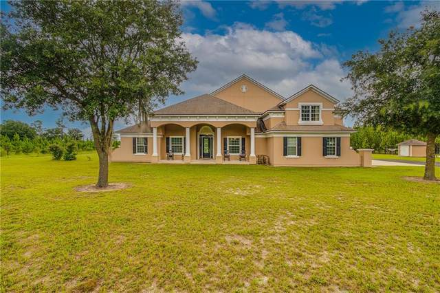 27247 Hallman Road, Hilliard, FL 32046 (MLS #95703) :: Berkshire Hathaway HomeServices Chaplin Williams Realty