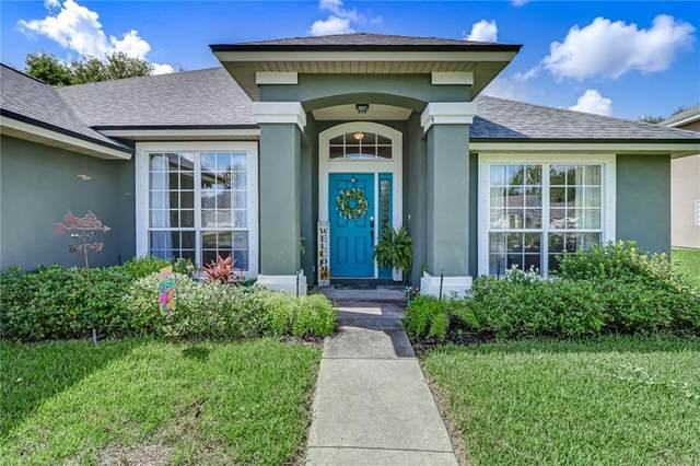 86304 Sand Hickory Trail, Yulee, FL 32097 (MLS #95712) :: Berkshire Hathaway HomeServices Chaplin Williams Realty