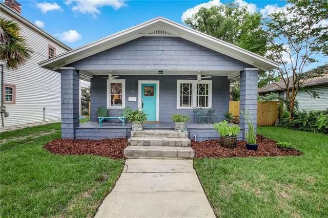 114 S 6TH Street, Fernandina Beach, FL 32034 (MLS #95741) :: Berkshire Hathaway HomeServices Chaplin Williams Realty