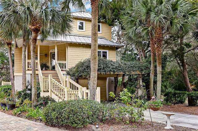 22 Oak Point Drive, Fernandina Beach, FL 32034 (MLS #95900) :: Berkshire Hathaway HomeServices Chaplin Williams Realty
