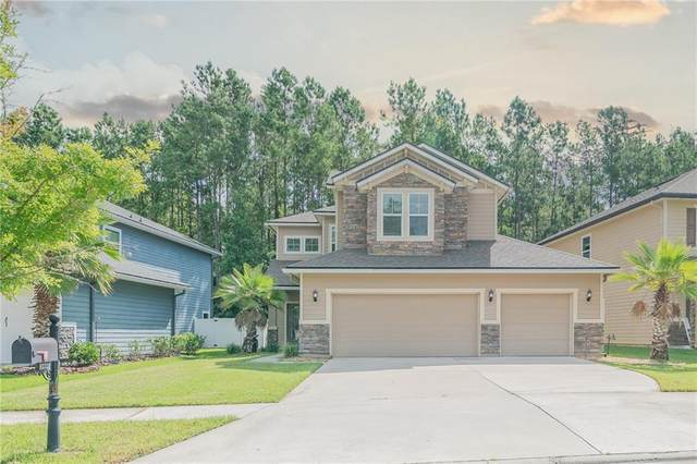 83332 Purple Martin Drive, Yulee, FL 32097 (MLS #95918) :: Berkshire Hathaway HomeServices Chaplin Williams Realty