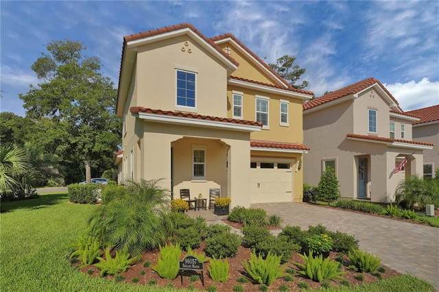 96057 Enclave Manor, Amelia Island, FL 30234 (MLS #96122) :: Berkshire Hathaway HomeServices Chaplin Williams Realty